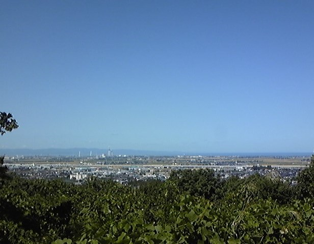 城山(呉羽山)